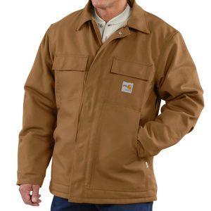Carhartt FR Duck Traditional Coat_Flame Resistant